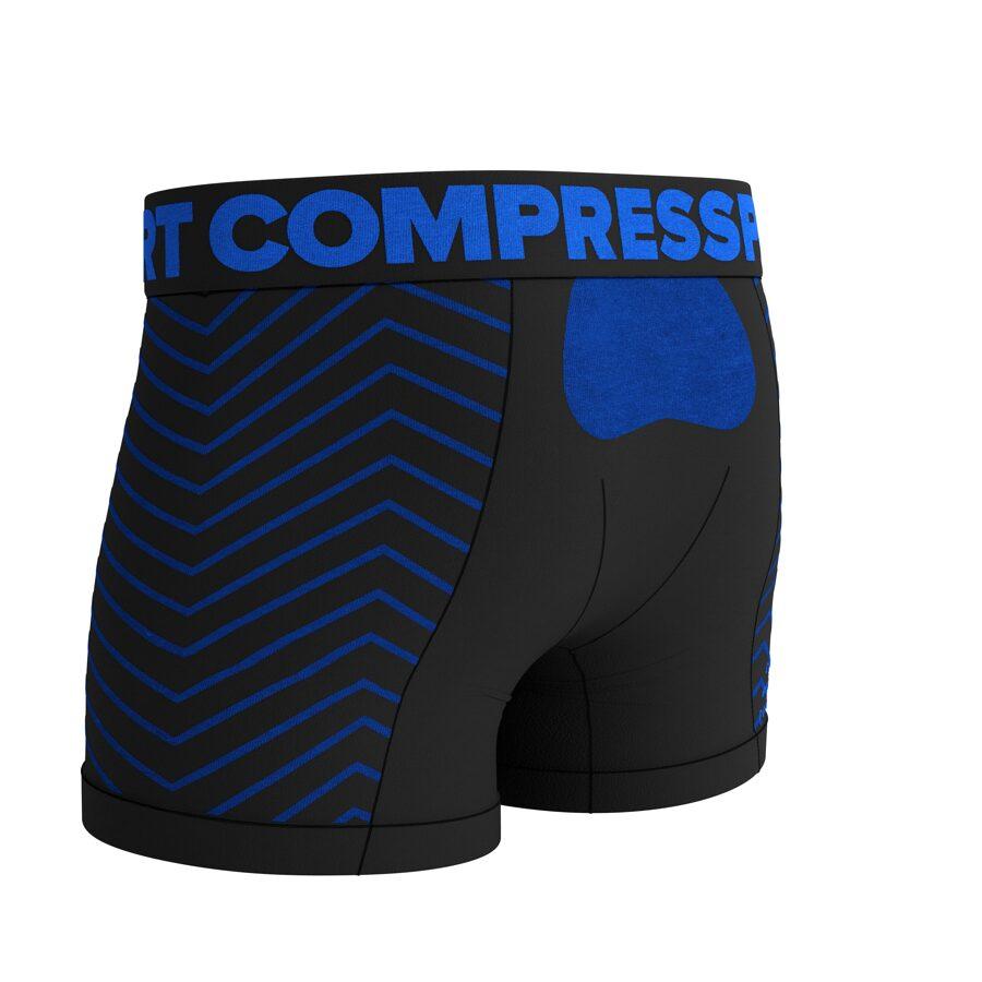 Vīriešu sporta apakšbikses Compressport Seamless Boxer M