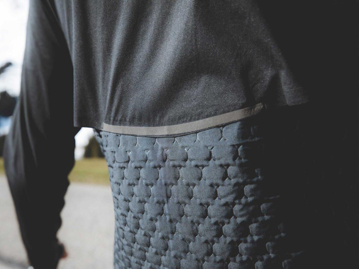 Siltināta ziemas skriešanas jaka Cmpressport Winter Insulated 10/10 Jacket, vīriešu