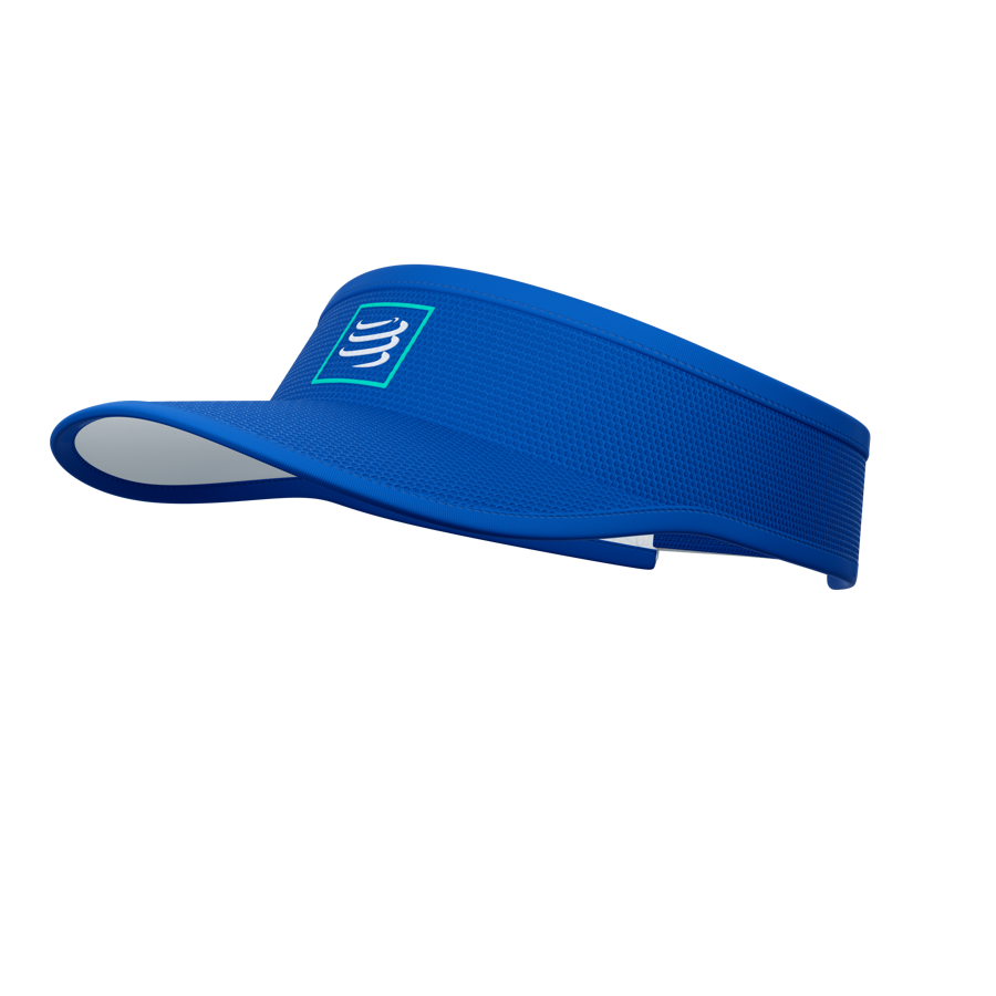 Zils skriešanas nadziņs Compresssport Blue Lolite