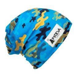 Frida Hats cepure Zila maskēšanās