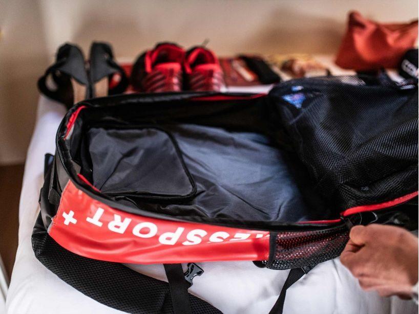 Sportista ceļojuma soma Cpmpressport Goberacer Bag