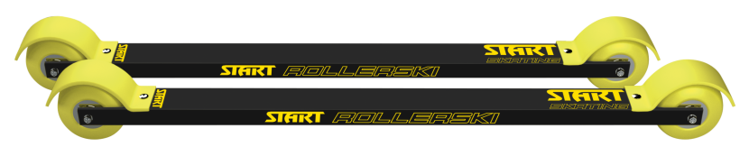 Start Skating 71 Slidsoļa rollerslēpes