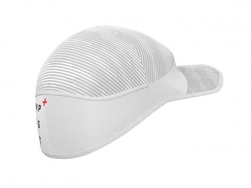 Skriešanas cepure ar ledus kabatām Compressport Ice Cap