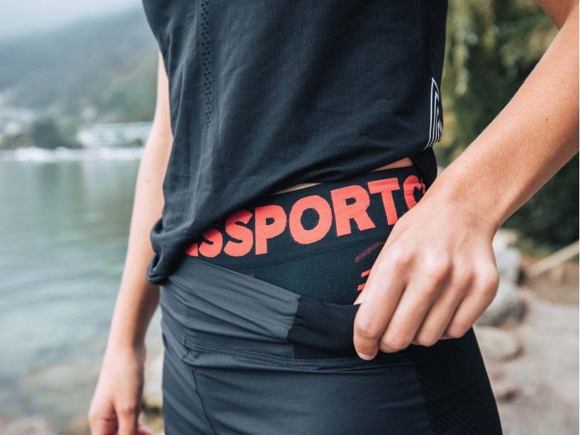 Sporta apakšbikses Compressport Seamless Boxer W, sieviešu