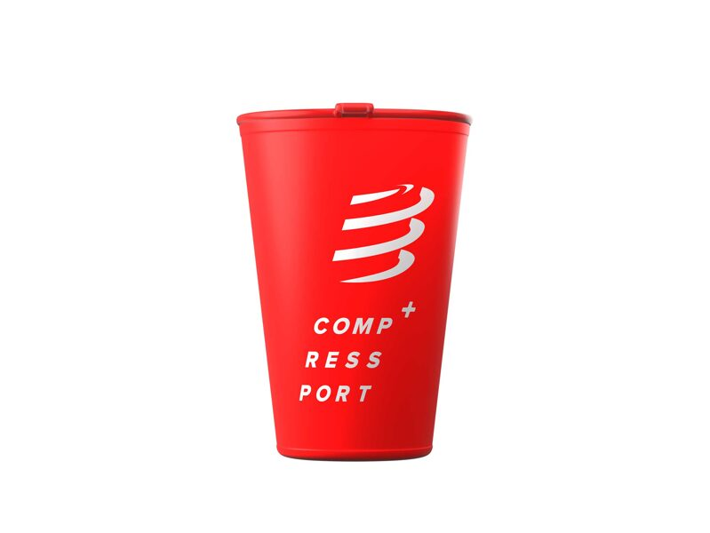Mīkstā 200 ml glāzīte Compressport Fast Cup