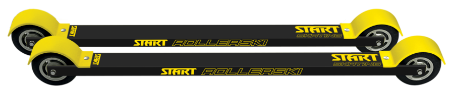 Start Skating 80 slidsoļa rollerslēpes