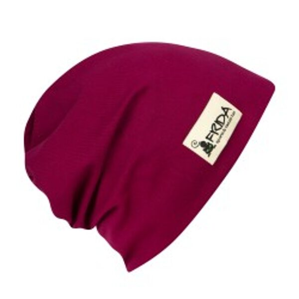Frida Hats cepure, tumši sarkana