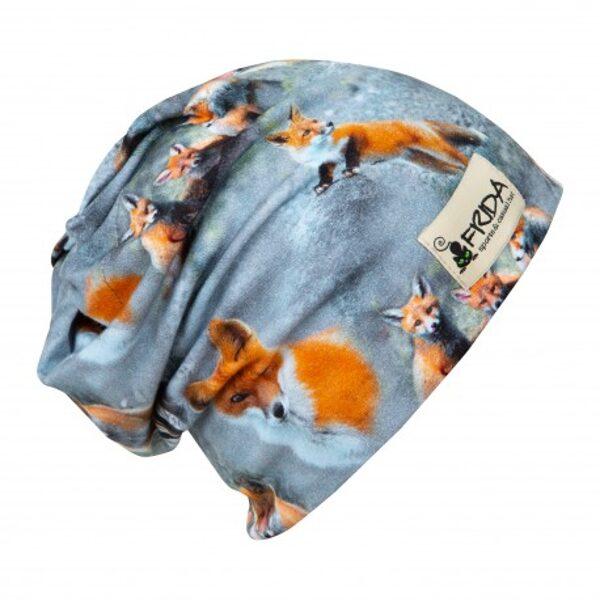 Frida Hats cepure Lapsas uz pelēka