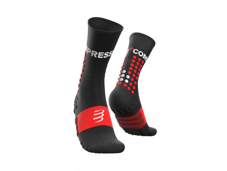 Ultrataku Pro zeķes Compressport Utra Trail Socks, melnas